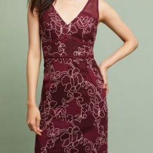 $198 anthropologie ariana Dress Moulinette Soeurs